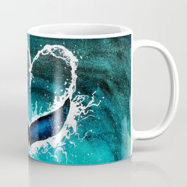 Leave Love In Your Wake Coffee Mug