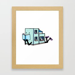 Home Body: Tuttle Framed Art Print