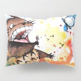 """""""Blown away"""" Pillow Sham"""