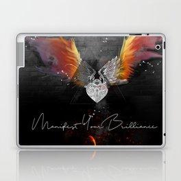 Manifest Your Brilliance Laptop & iPad Skin