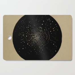 Star Cluster Cutting Board