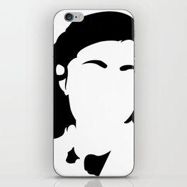 Faceless Anne Frank iPhone Skin