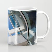 architecture Mugs featuring Architecture by GF Fine Art Photography