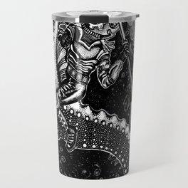 Neptune's Steed Travel Mug