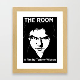 The Room- Tommy Wiseau Framed Art Print