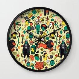 More Things Wall Clock