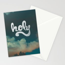 HOLY Stationery Cards