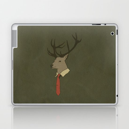 Young Professional  Laptop & iPad Skin