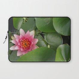 Lotus Flowe_pink1 Laptop Sleeve