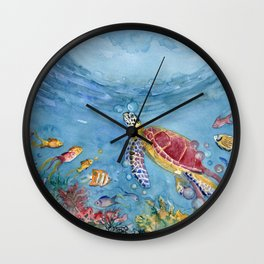 Going Up No 2 Wall Clock