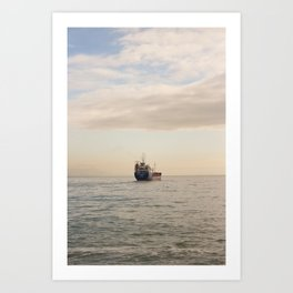 It doesn't matter what they took away from you, but what they left you. Art Print