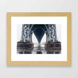 Underbelly Framed Art Print