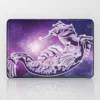 capricorn iPad Cases featuring Capricorn by WesSide