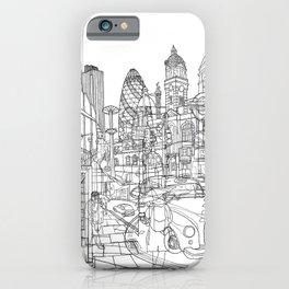 London! iPhone Case
