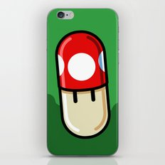 Prescription Power-Up iPhone & iPod Skin