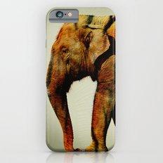 Tiger Elephant Slim Case iPhone 6s