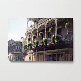 New Orleans Metal Print