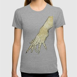 The Sixth Finger of the Writer T-shirt