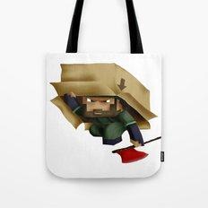 Solid Stobo Avatar Tote Bag