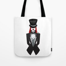 Gotham Masquerade Tote Bag