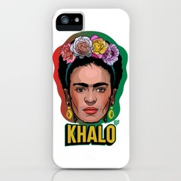 Art Icon #01 iPhone Case