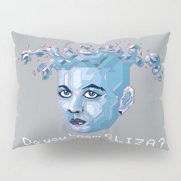 A.I. ELIZA Pillow Sham