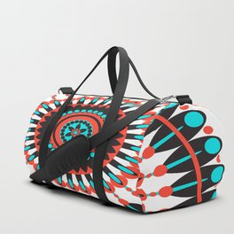 Native American Mandala Duffle Bag