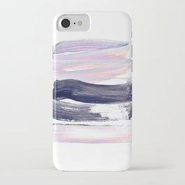 summer pastels iPhone Case