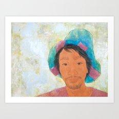 Maarshi, Nihon-ga Art Print