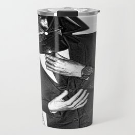 Darth Banker Travel Mug