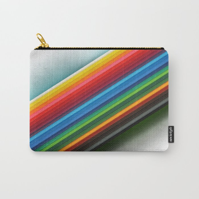 Little Rainbow Carry-All Pouch