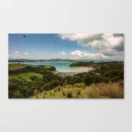 Waiheke Wonder Canvas Print