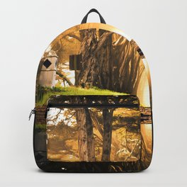 Magical Paradise (Color) Backpack