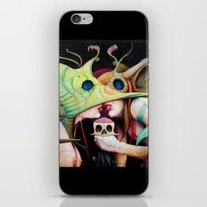 Gods & Buffoons || Psyche || Skull || Cupid iPhone Skin