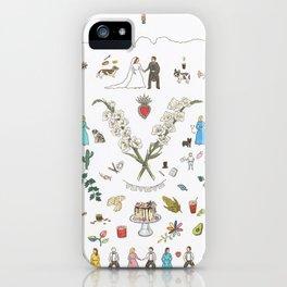 Pez Otomi by Ana Kane iPhone Case