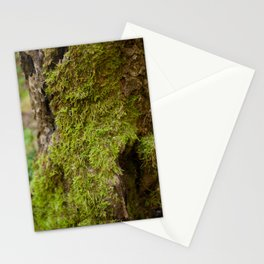 Mossy tree Stationery Cards