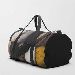Warm Fuzzy Knits Duffle Bag