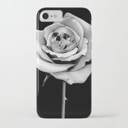 Beauty & Death iPhone Case