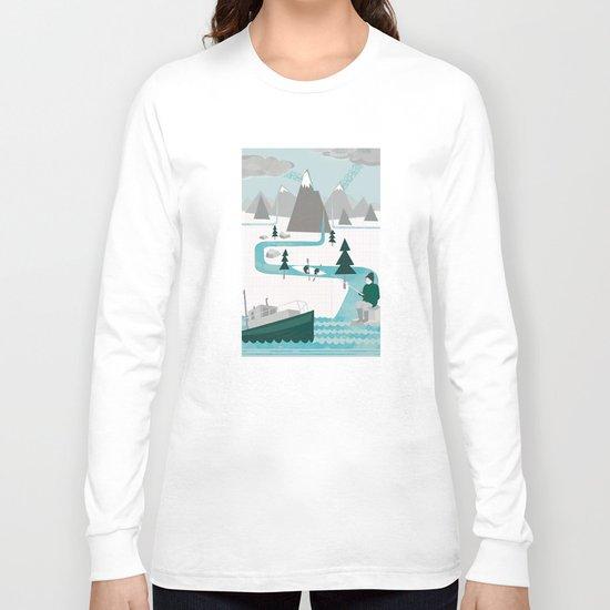 I like water Long Sleeve T-shirt