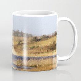 Wintry Lake Landscape in the West of Ireland Coffee Mug