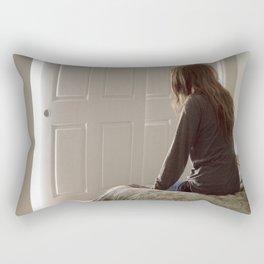 Untitled, Film Still #1 Rectangular Pillow