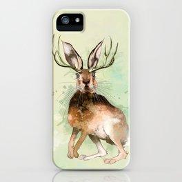 Jakcalope iPhone Case