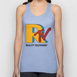 Reality Television Unisex Tank Top