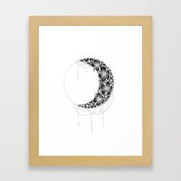 Mandala. Framed Art Print
