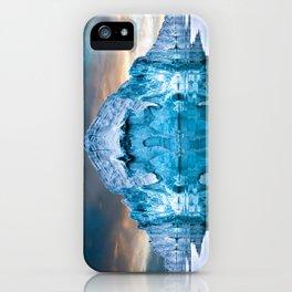 Alaska Glacier iPhone Case