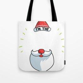 santa handy Tote Bag