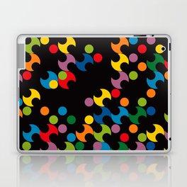 DOTS - polka 2 Laptop & iPad Skin