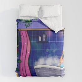 Soak it in Comforters