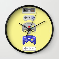 Nintendo Wall Clock
