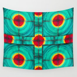 Infinite love interaction Wall Tapestry